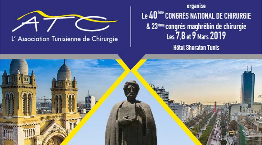 The 40th National Congress of Surgery & 23rd Maghreb Congress of Surgery